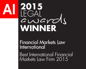 2015 Legal Awards Winner Image