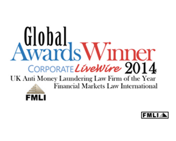 Global Awards Winner 2014 Logo